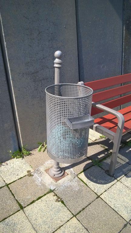 utcai fém hulladékgyűjtők gyártása